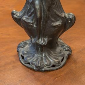 Бронзовая ваза начала 20 века