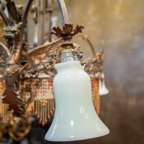 Антикварный светильник Стиль Модерн