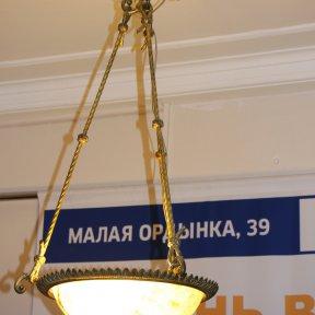 Люстра в сталинском стиле