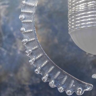 Стеклянный подвес из муранского стекла