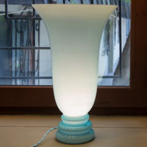 Винтажная настольная лампа